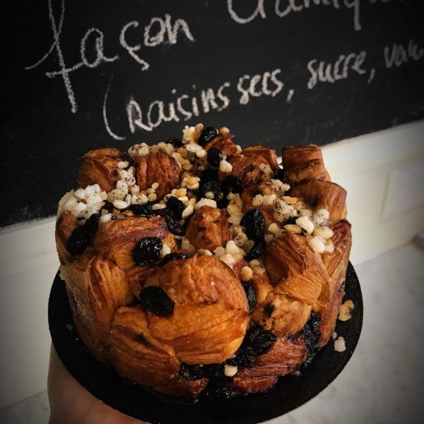 Boulangerie Aux Petites Mains VIENNOISERIE Patchwork