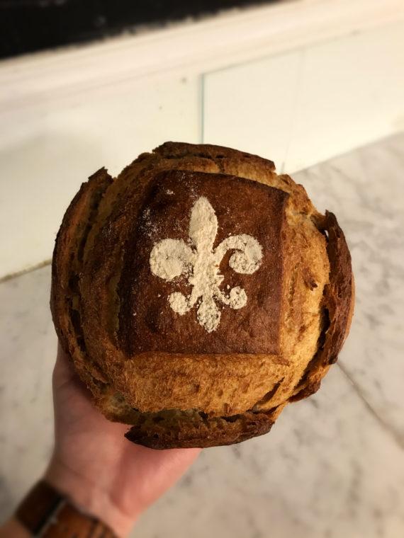 Boulangerie Aux Petites Mains PAIN BIO Meule