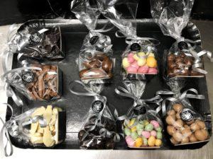 Boulangerie Aux Petites Mains Chocolats de Pâques FRITURES ET PETITS OEUFS