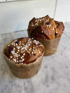 Boulangerie Aux Petites Mains Panettones CLASSIC XS et XL