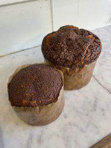 Boulangerie Aux Petites Mains Panettones Gianduja TONKA XS et XL