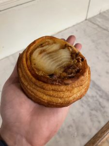 Boulangerie Aux Petites Mains VIENNOISERIE Doucette