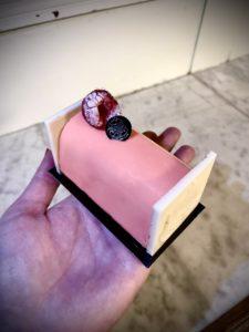 Boulangerie Aux Petites Mains NOËL 2020 Bûche Siena