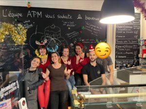 Boulangerie Aux Petites Mains - Team du 24/12/2020