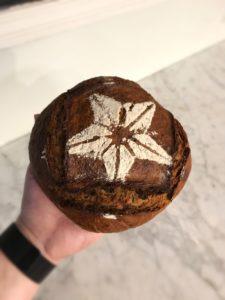 Boulangerie Aux Petites Mains PAIN châtaignes Noël 2018