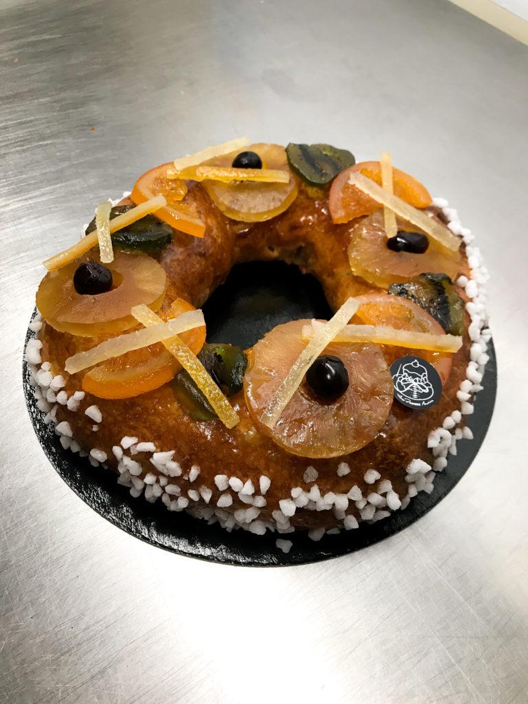 Boulangerie Aux Petites Mains COURONNE DES ROIS
