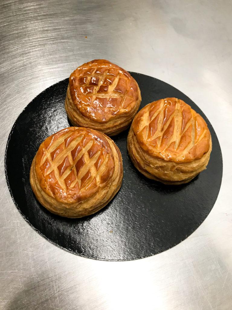 Boulangerie Aux Petites Mains FRANGIPANE individuelles