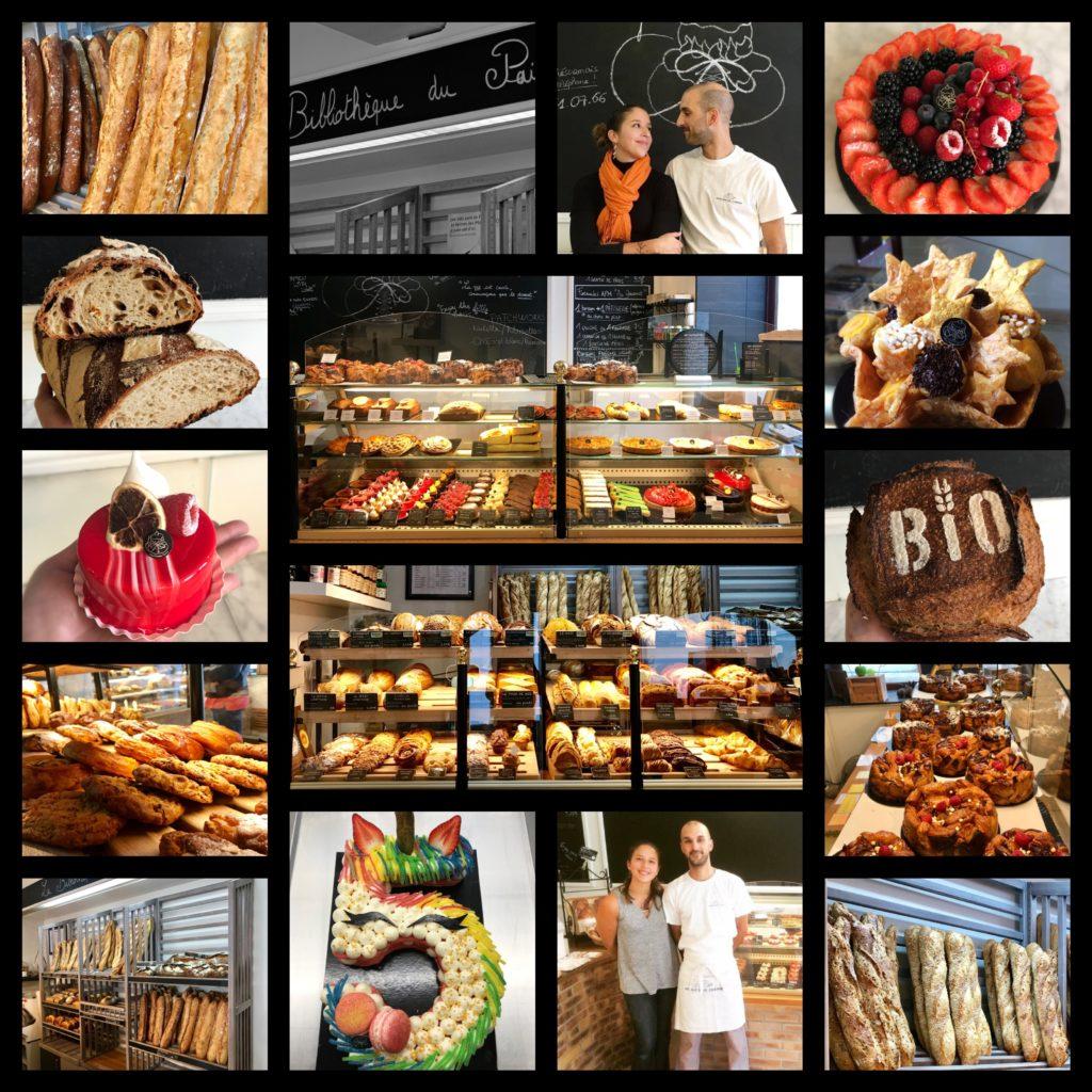 Boulangerie Aux Petites Mains mosaïque photo page d'accueil