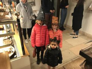 Boulangerie Aux Petites Mains HALLOWEEN déguisements bonbons enfants