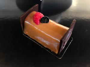 Boulangerie Aux Petites Mains Bûchette mousse Noël 2019 MÛROISE