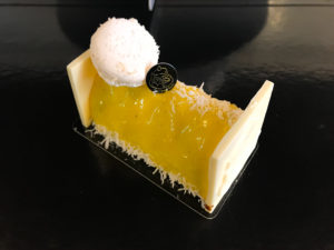 Boulangerie Aux Petites Mains Bûchette mousse Noël 2019 ISLAMORADA
