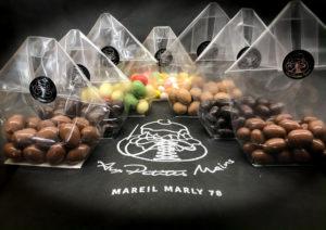 Boulangerie Aux Petites MAINS PÂQUES Petits oeufs en chocolat