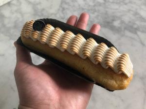 Boulangerie Aux Petites Mains Eclair spécial Citron Meringué