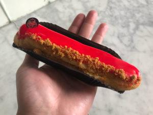 Boulangerie Aux Petites Mains Eclair spécial Fraise / Spéculoos