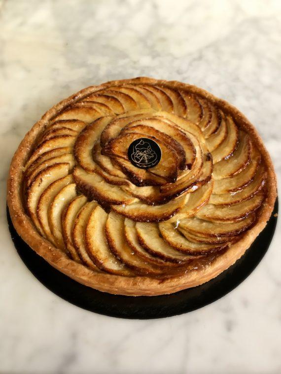 Boulangerie Aux Petites Mains TARTE FRUITS CUITS