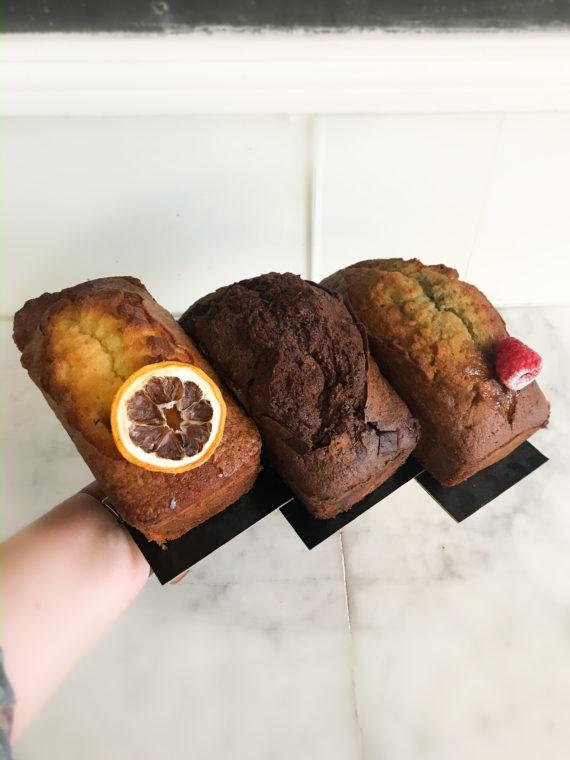 Boulangerie Aux Petites Mains Gamme de Cakes