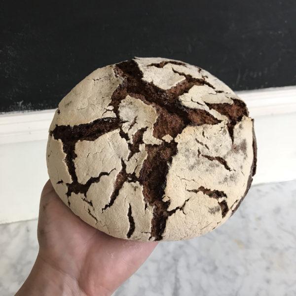 Boulangerie Aux Petites Mains PAIN BIO Tourte de Seigle