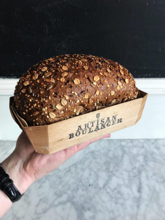 Boulangerie Aux Petites Mains PAIN Nordik