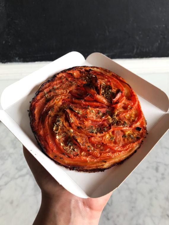 Boulangerie Aux Petites Mains SNACKING Tarte à la tomate