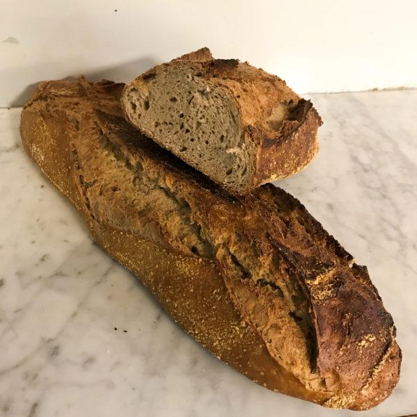 Boulangerie Aux Petites Mains PAIN A LA COUPE Maïs