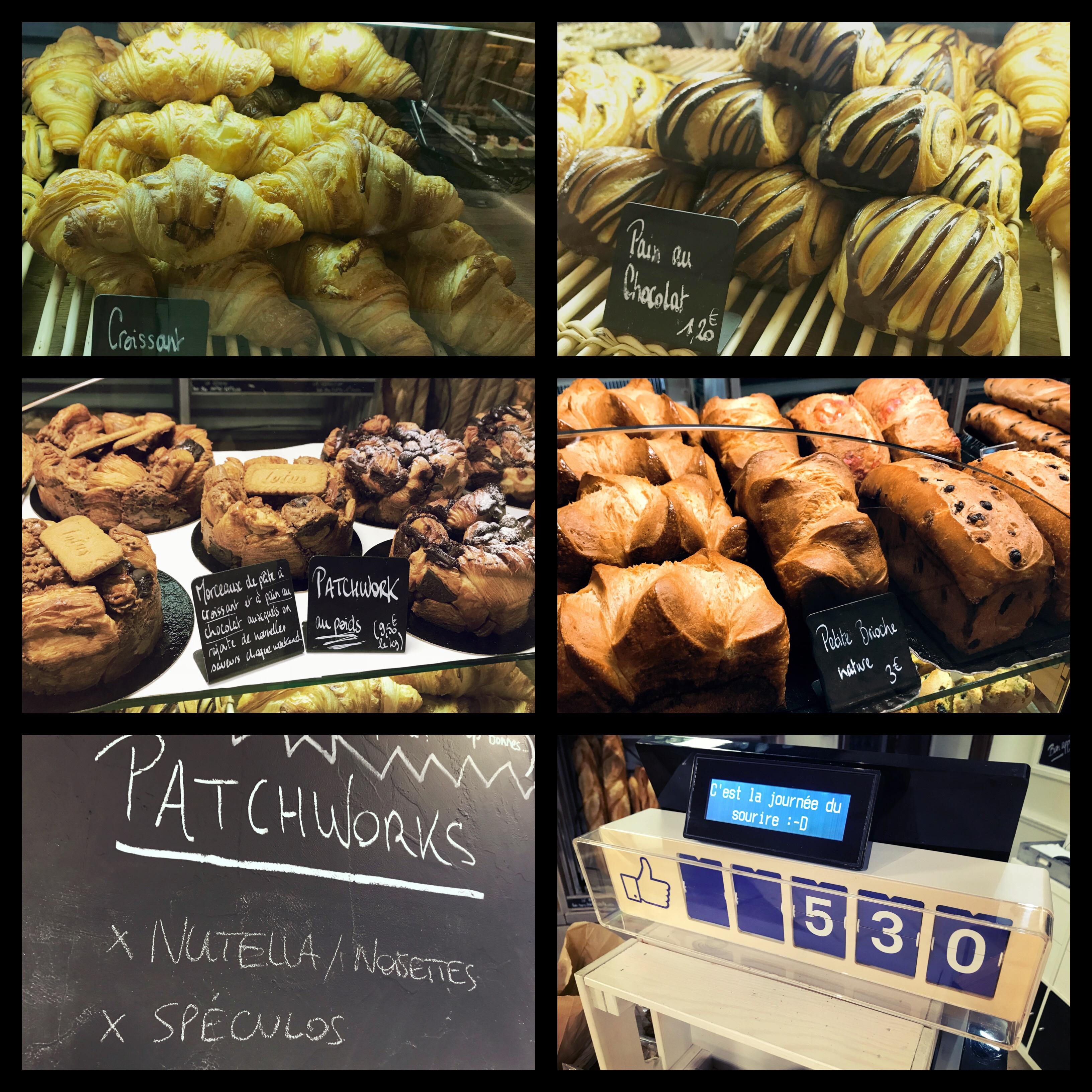 Boulangerie Aux Petites Mains journée du sourire