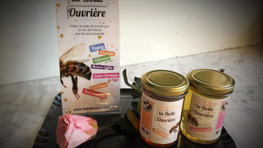 Boulangerie Aux Petites Mains Miel Nicolas Jouandet La Belle Ouvrière