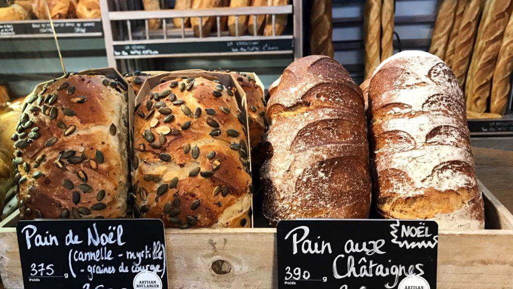 Boulangerie Aux Petites Mains Pains festifs Noël 2018