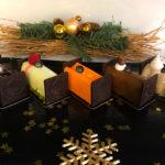 Boulangerie Aux Petites Mains Bûchettes mousse Noël 2018