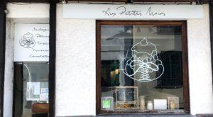 Boulangerie Aux Petites Mains nouvelle façade octobre 2018