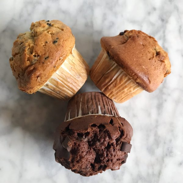 Boulangerie Aux Petites Mains viennoiserie MUFFINS