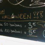 Boulangerie Aux Petites Mains PROMO BONBONS HALLOWEEN OCTOBRE